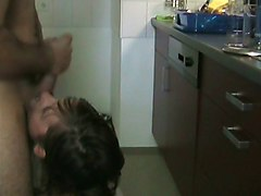 Kitchen Wife Cheating Swallow