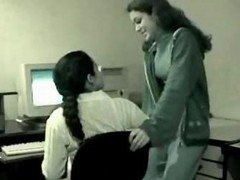 Indian Lesbian Teen Caught Cute