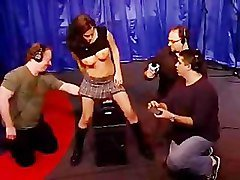 sybian and crowd