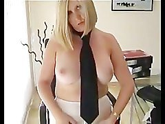 wife and secretary