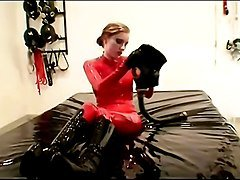 rubber sissy