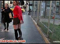 Group Public Slave Humiliation Outdoor