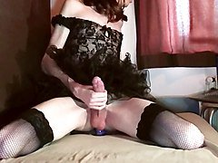 Crossdresser Dress Dildo