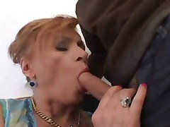 granny get here pussy creampie by grandson