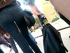 big asses in jeans