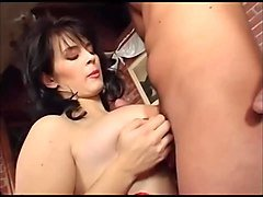 beautifull busty milf seduce young anal orgy