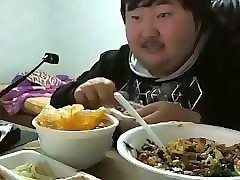 Chinese Food Masturbation Jerking