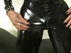 handjob latex