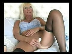 doggy matures lingerie