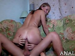 casting beautiful wife anal