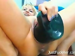 big tit blonde mature fuck young boy