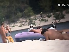 beach voyeur nudist