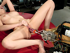 Anal Fetish Machine
