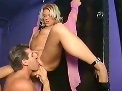 double anal toying
