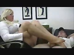 emma ashs footjob on sean
