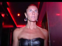 milf s stripping at night club