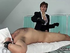 lady barbara blowjob