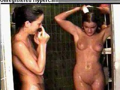Teen Shower