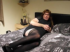 Anal Crossdresser Dress