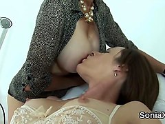 lady sonia milf british