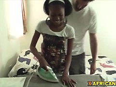 african girl pissing