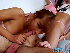 two horny teen girls