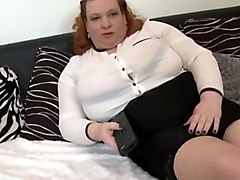 mollige crossdressers mature
