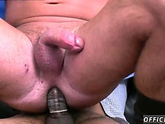 bbw wife gets double anal in front of husband