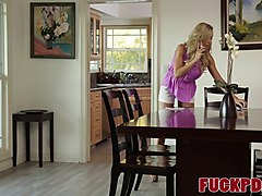 brandi love and son video