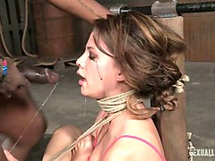 cuckold black man fucks white friends wife
