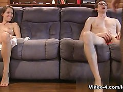 virgin guy fucks slut