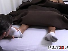 femdom boss foot fetish slave pov under desk