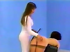 figged girl spanked
