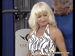 anal italian mom sex in the kitchen