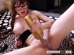 Amateur Toys Shemale Dildo