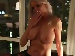 flashing in hotel