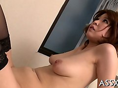 asian mager anal