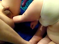 bbw wife double penetrated